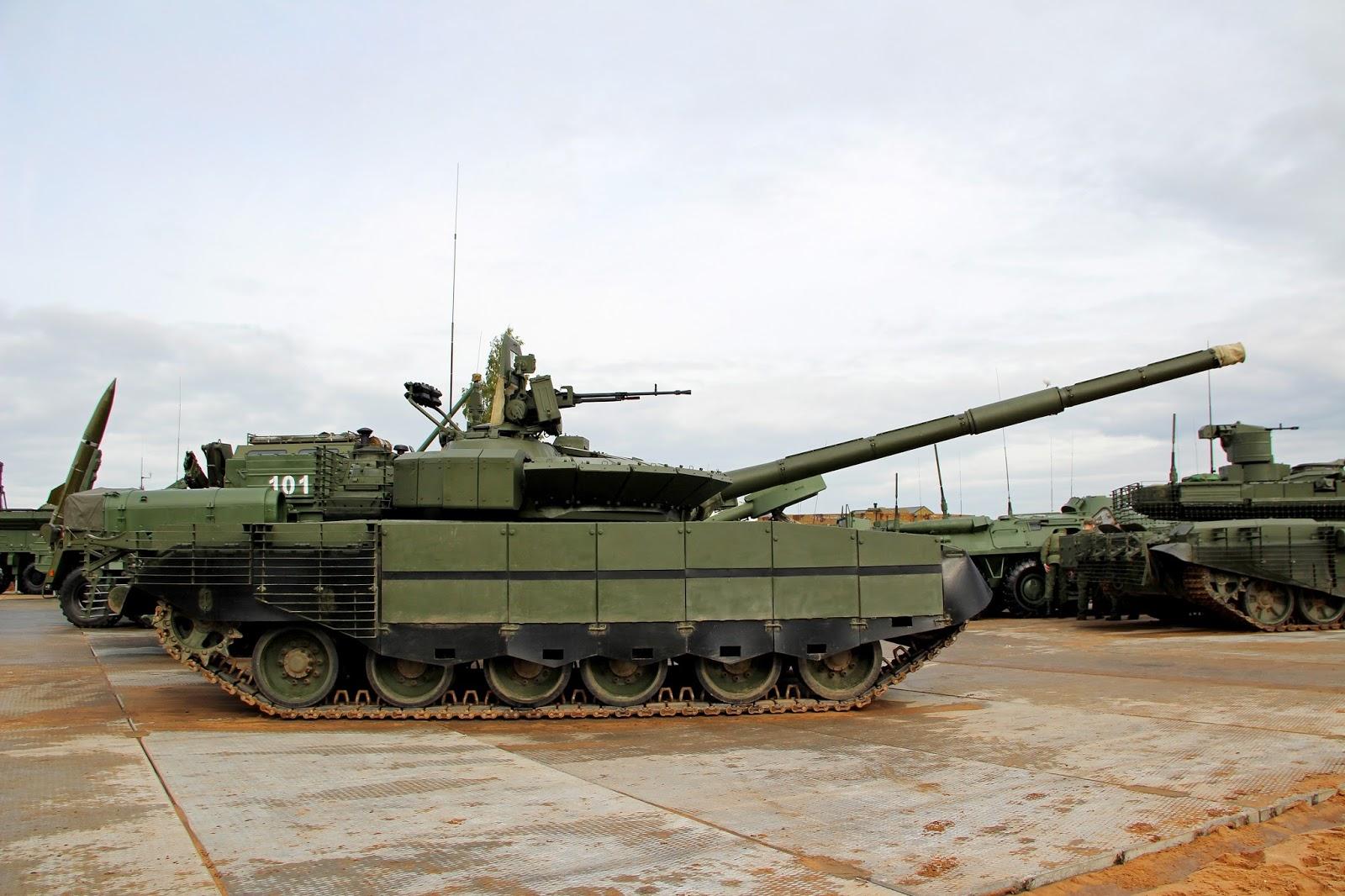 Т80БВМ1