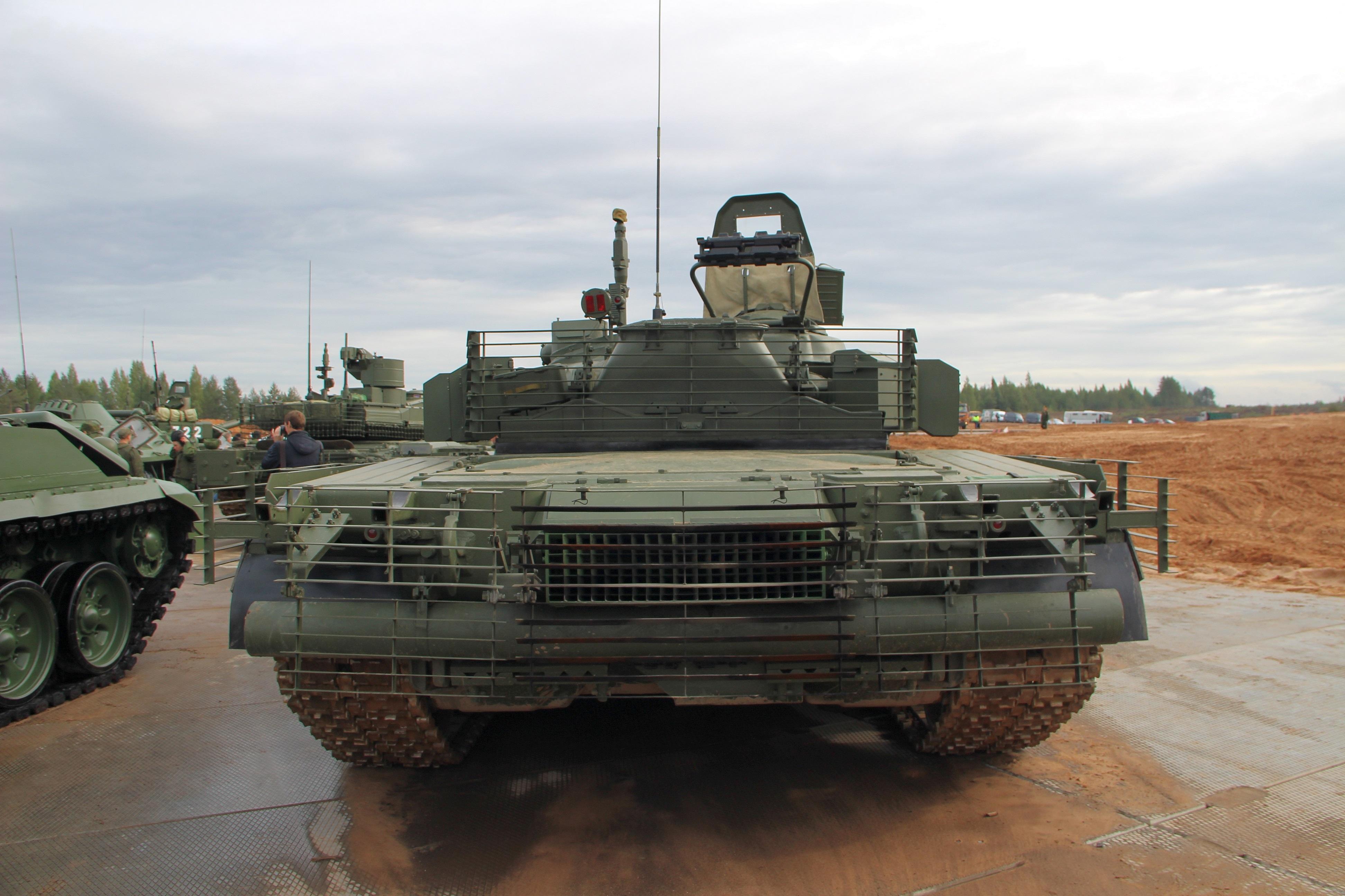 Т80БВМ3