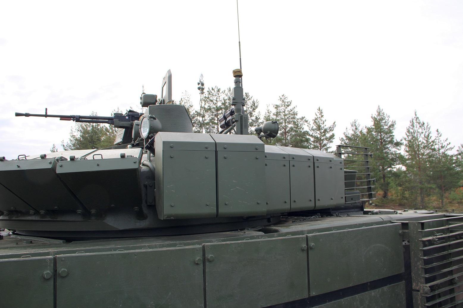 Т80БВМ4