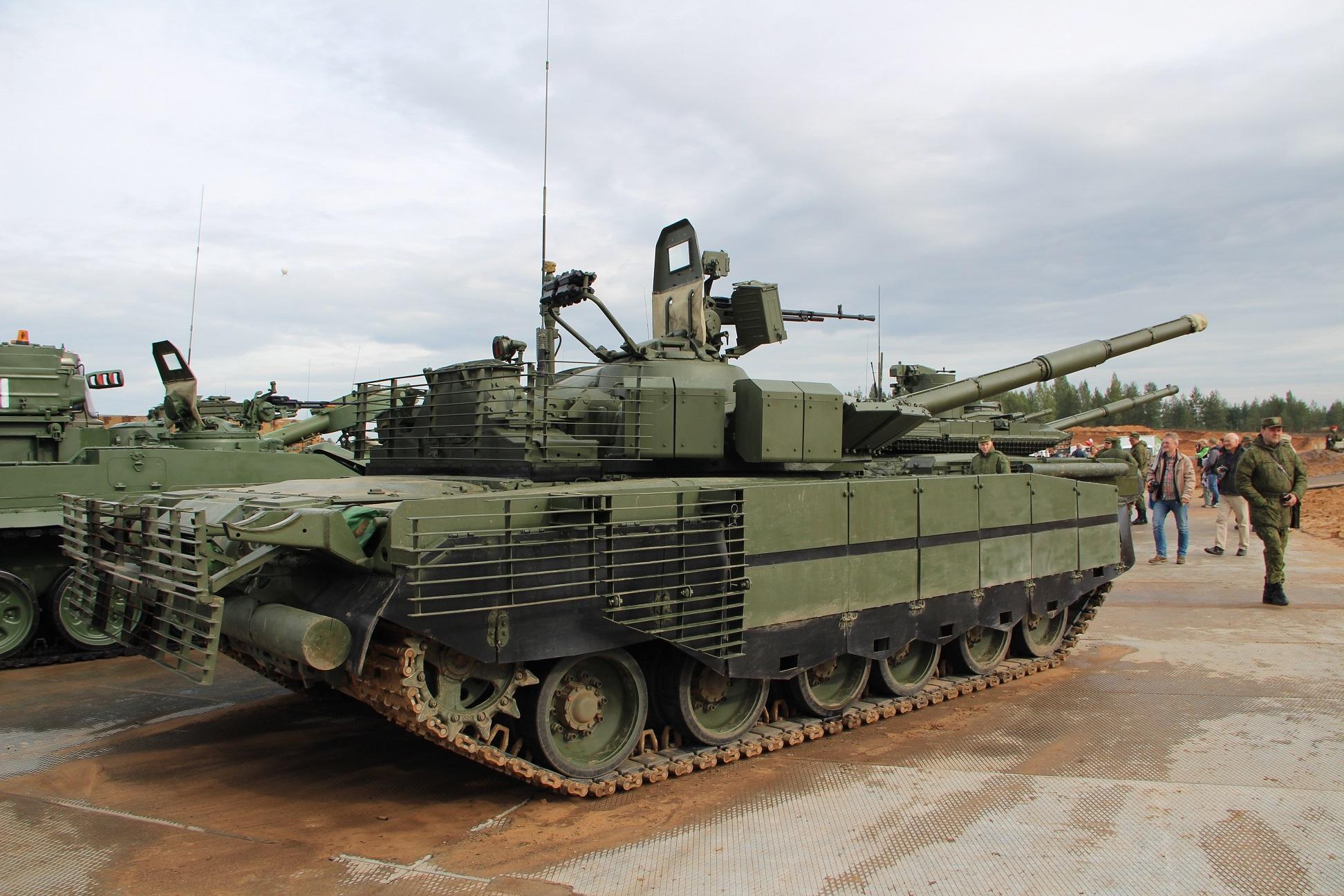 Т80БВМ5