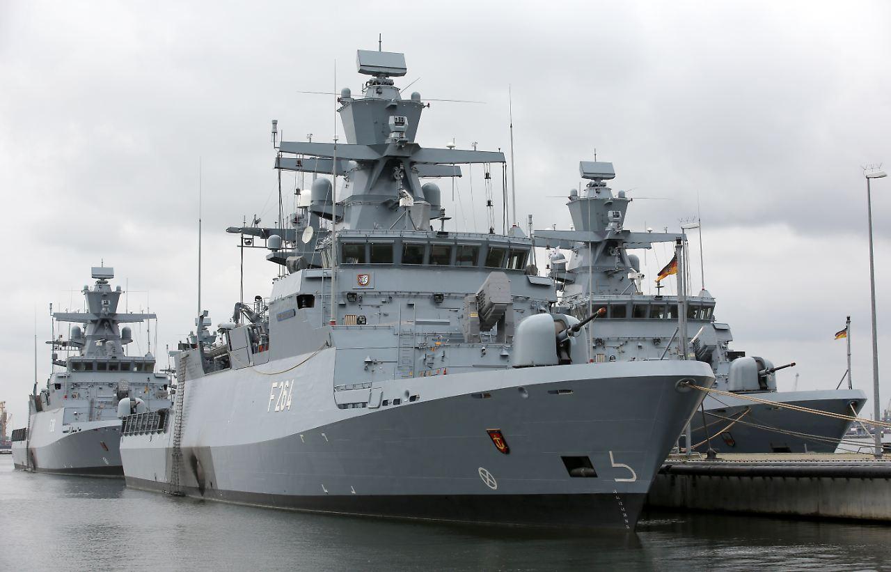 Контракт на постройку пяти корветов проекта К130 для германского флота перезаключен