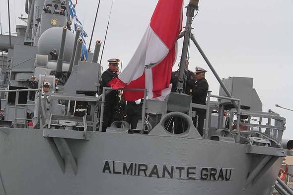 Последний в мире артиллерийский крейсер покинул строй