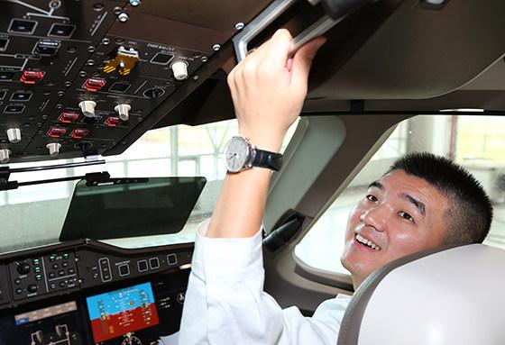 Китайский пассажирский самолет С919 совершил второй полет спустя почти пять месяцев после первого