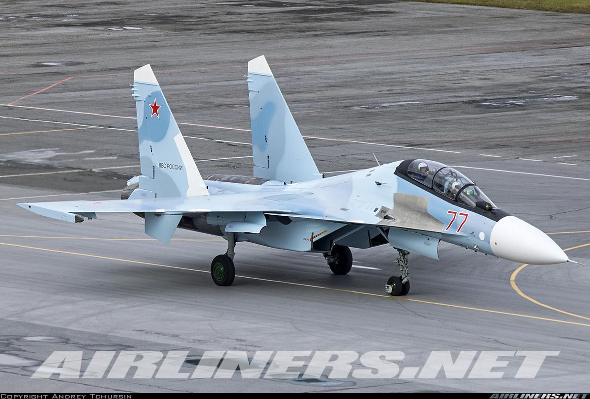 Еще два истребителя Су-30СМ идут в 14-й гвардейский истребительный авиационный полк