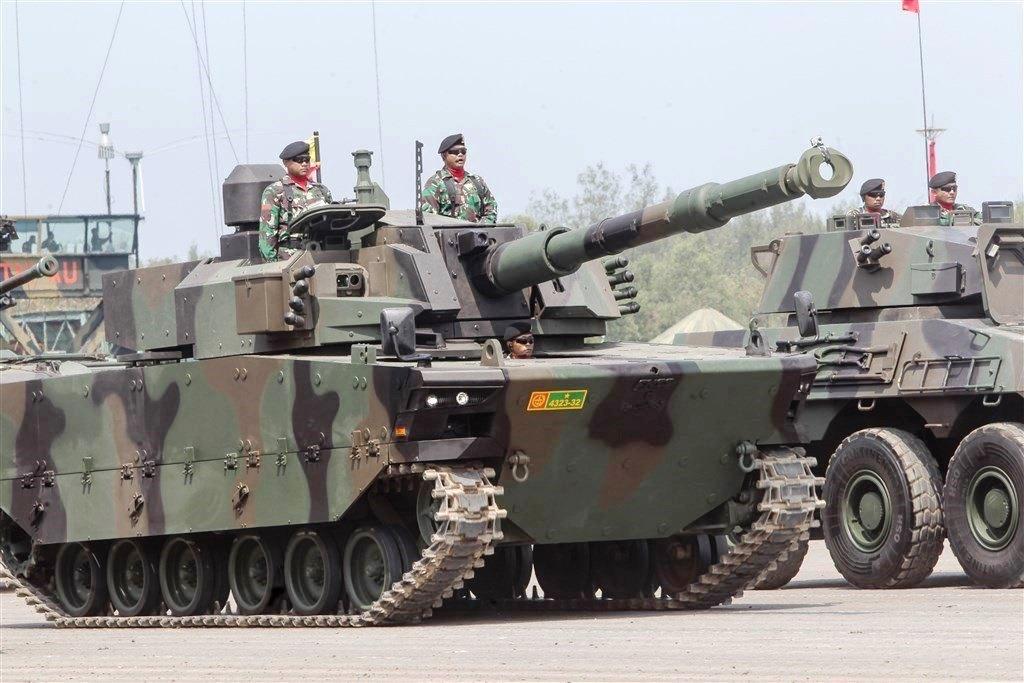 Endonezyada-Ulusal-Silahlı-Kuvvetleri-Günü-hazırlıkları-25