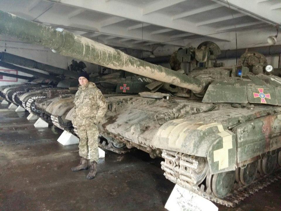 Стоявшие вГермании танки отправят вДонбасс
