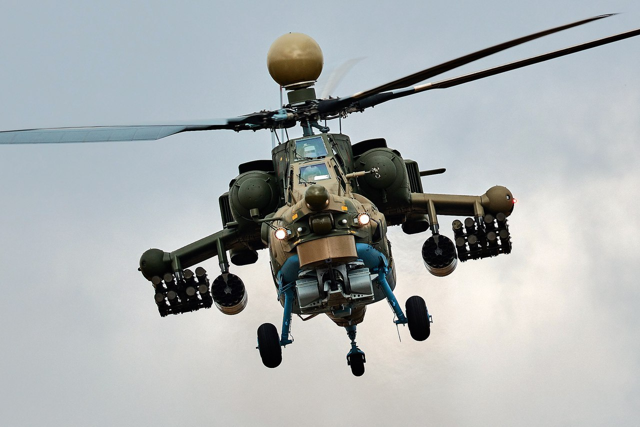 Mi-28N Havoc: News - Page 9 4796571_original