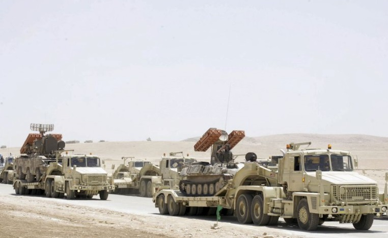 """Иордания распродает зенитные ракетные комплексы """"Оса"""" - Украина хочет их купить"""