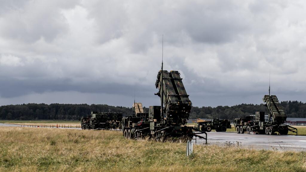 Швеция приняла решение приобрести американскую зенитную ракетную систему Patriot