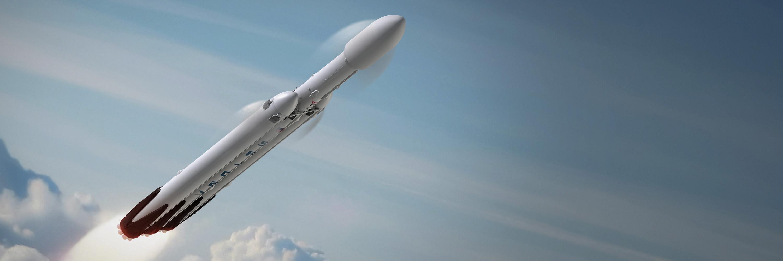 Запуск ракеты-носителя Falcon Heavy состоится в конце декабря 2017 года
