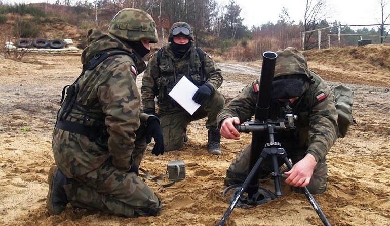 Экспорт вооружения из Польши на Украину в 2015-2016 годах: откуда в ВСУ появились 60-мм минометы