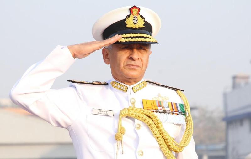 Главком ВМС Индии посетил французскую верфь