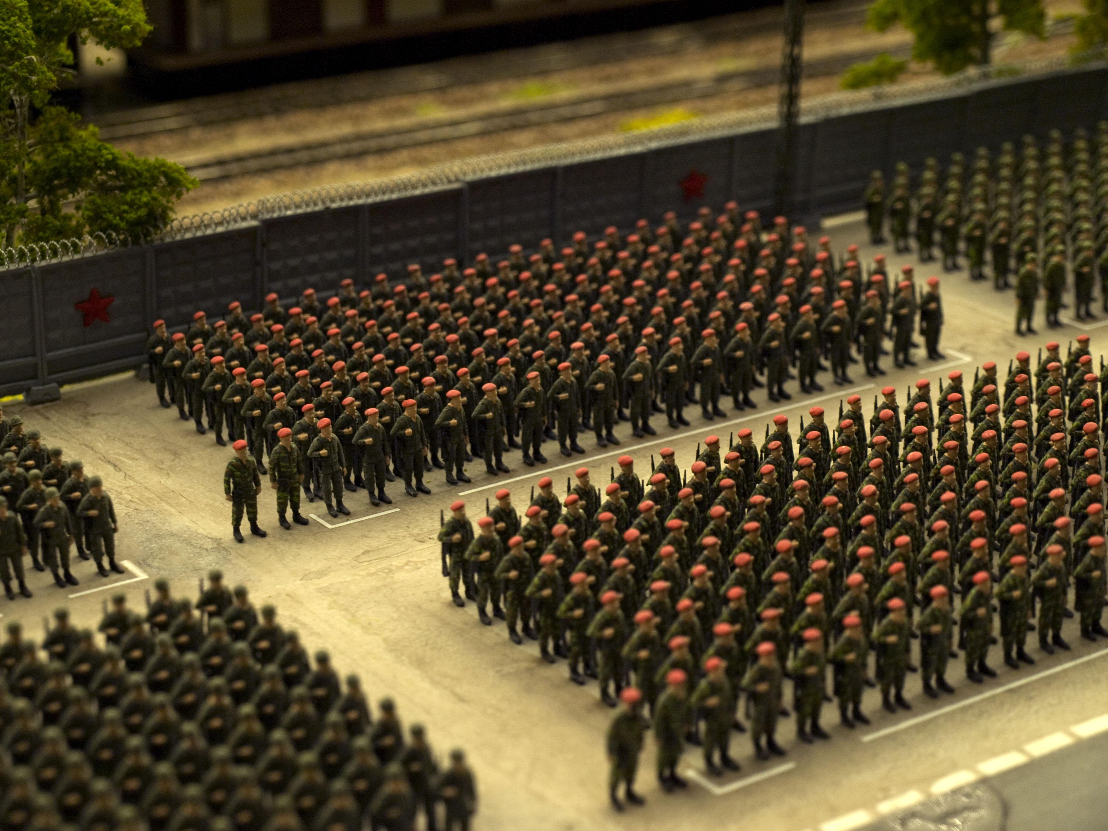 Новый порядок проведения военных парадов