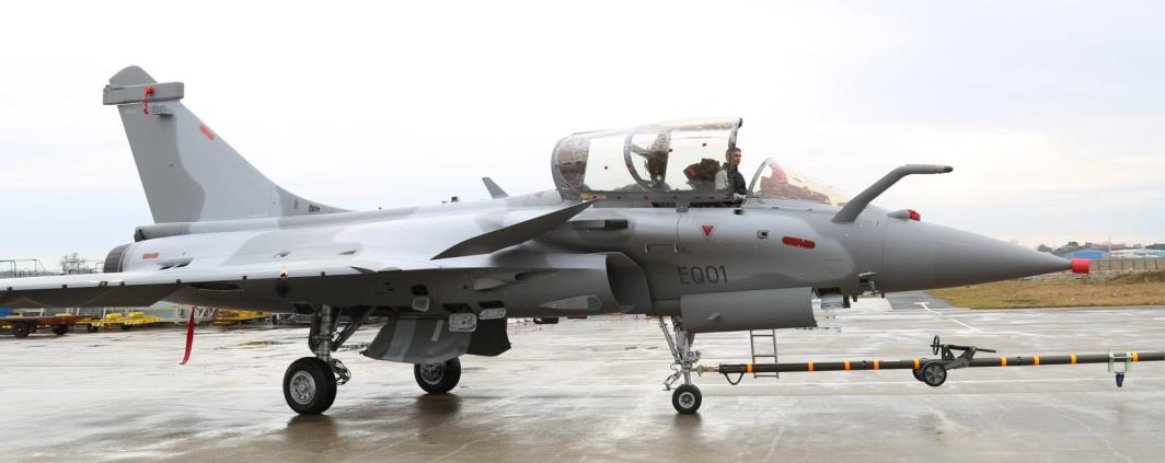Катар может закупить еще 12 истребителей Dassault Rafale