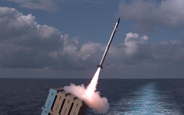 Завершились испытания морского варианта израильской противоракетной системы «Кипат Барзель»