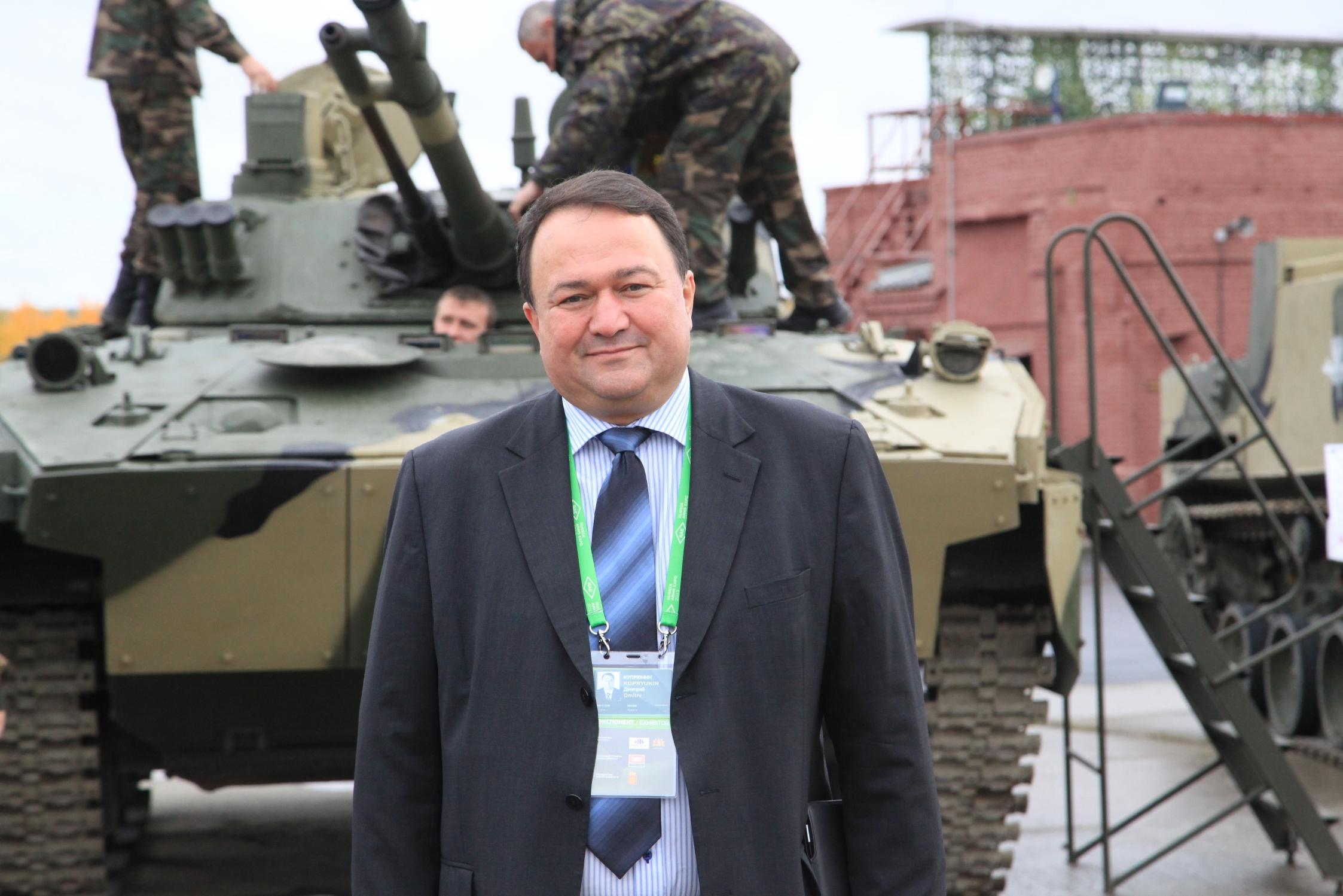 Интервью с генеральным директором АО «НИИ стали» Дмитрием Купрюниным