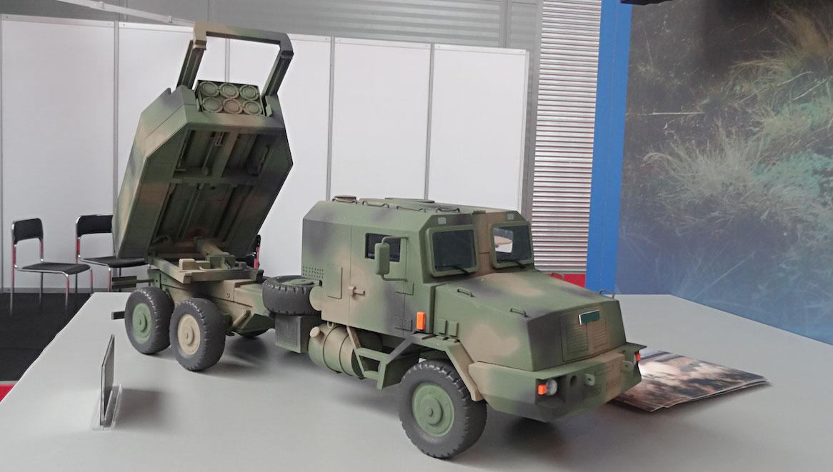 США планируют поставить Польше ракеты комплекса HIMARS