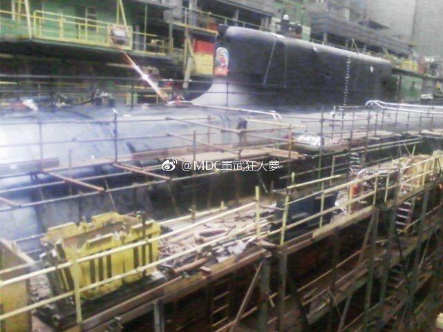 Фотографии атомного подводного ракетного крейсера «Князь Владимир»