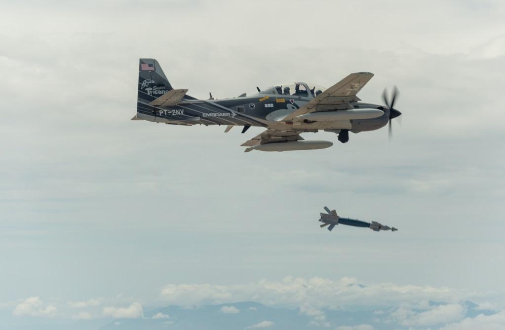Филиппины заказали шесть самолетов Super Tucano