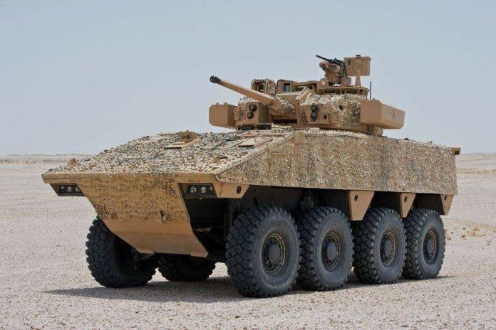 Катар подписал соглашение о приобретении бронетранспортеров VBCI Nexter, Systems, Катаре, испытания, двухместной, T40Mс, стоимость, Intermational, автоматической, башней, пушкой, Катар, французский, Проходивший, twittercomabdulmoiz1990, колесный, Катара, новой, бронетранспортерVBCI2, Предварительно