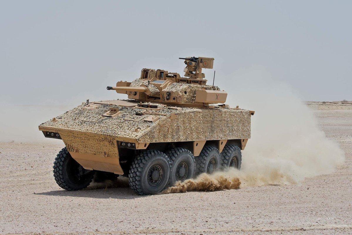 Катар подписал соглашение о приобретении бронетранспортеров VBCI