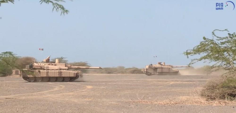 Эмиратские войска ведут наступление на западном побережье Йемена