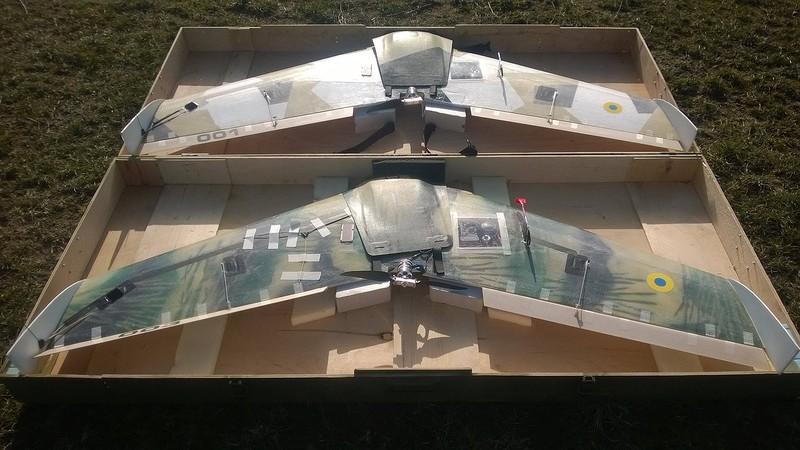 Четыре типа беспилотных комплексов допущены к эксплуатации в вооруженных силах Украины
