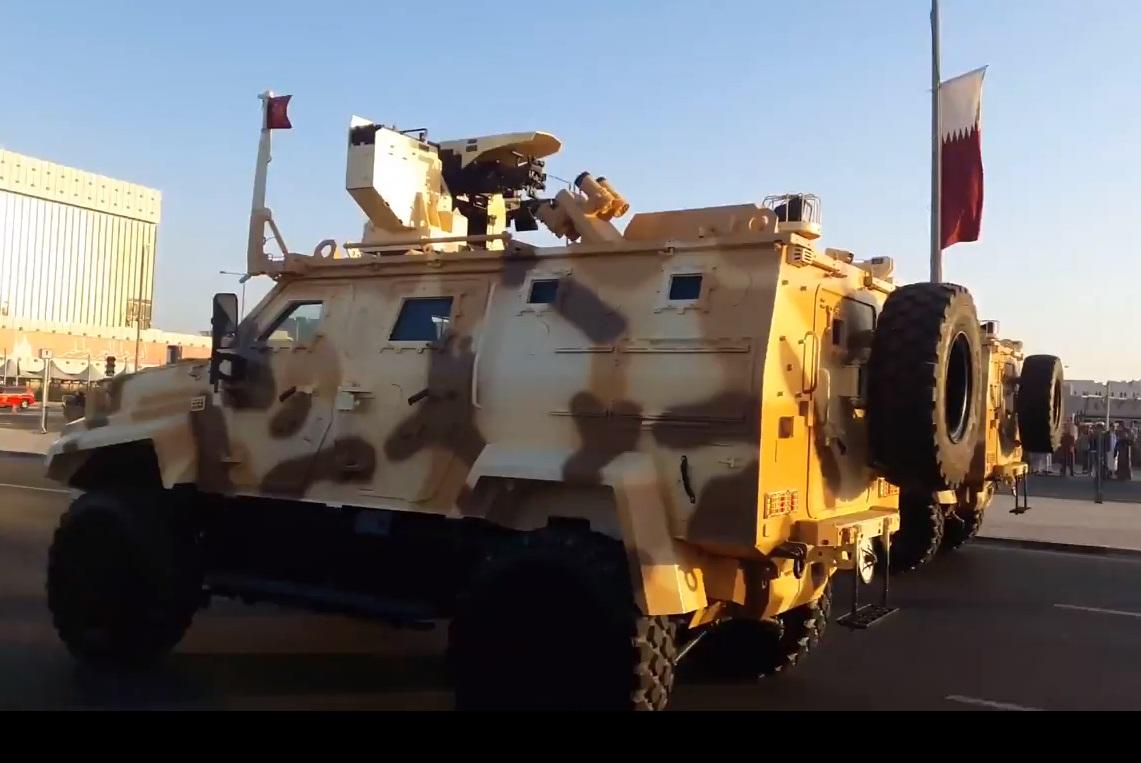 Катар продолжает скупать турецкую бронетехнику