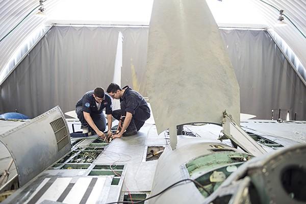 ВВС Израиля принимают на вооружение полученные из США подержанные истребители F-15D