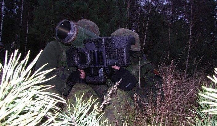 Президент США Трамп одобрил поставку Украине противотанковых ракетных комплексов Javelin
