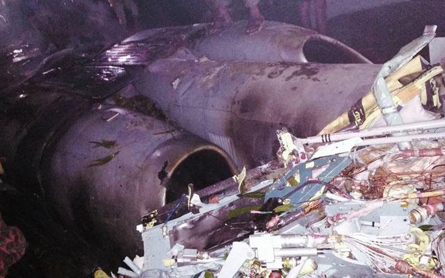 В результате столкновения в воздухе разбились два самолета Як-130 ВВС Бангладеш