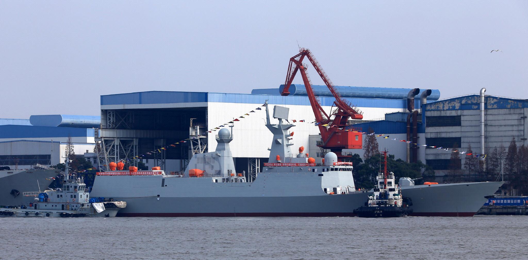 Пакистан заказал китайский фрегат проекта 054А и ищет другие новые корабли