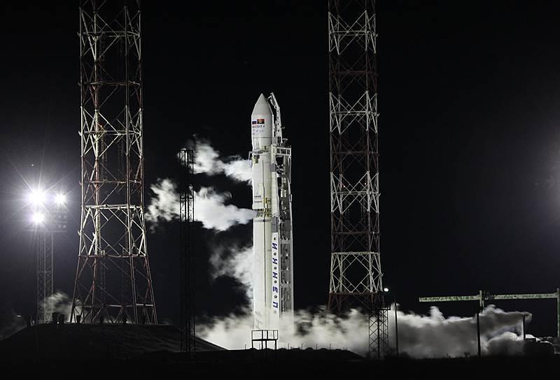 Неудача запуска первого ангольского телекоммуникационного спутника Angosat-1