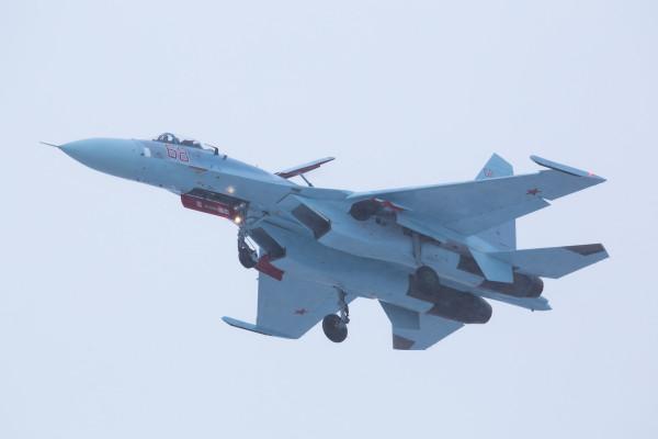 Завершена модернизация двух истребителей по варианту Су-27СМ(3)