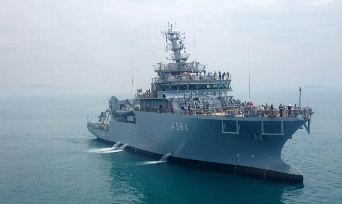 Турция ввела в строй два спасательных судна подводных лодок судна, Турции, подводных, судов, лодок, 583Işın, судно, спасательное, спасательного, лодокА, строй, работ, полное, спасательных, Церемония, испытания, ввода, постройки, Справа, головное