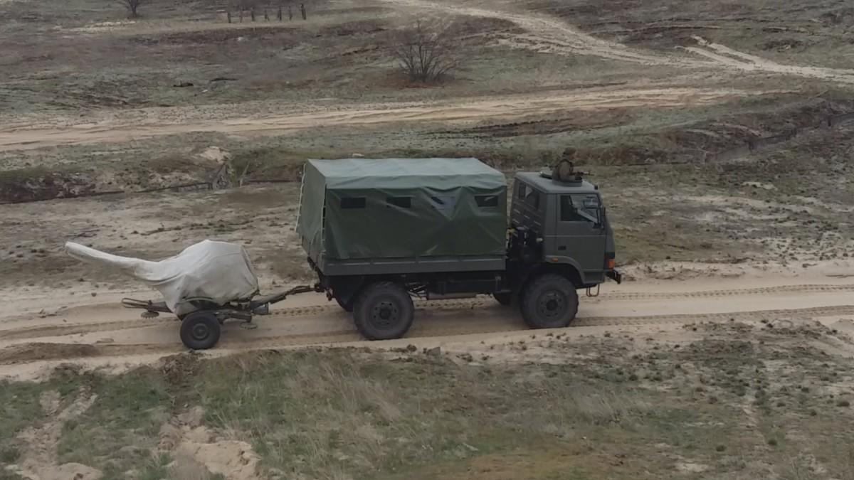 Вооруженные силы Украины рассматривают возможность приобретения индийских грузовых автомобилей Tata