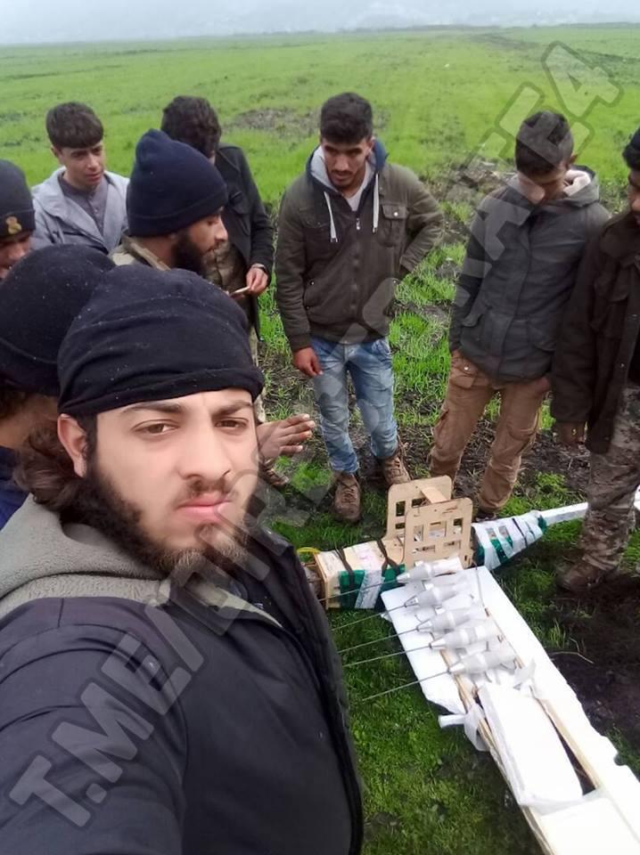 Нападение беспилотников на российские базы в Сирии