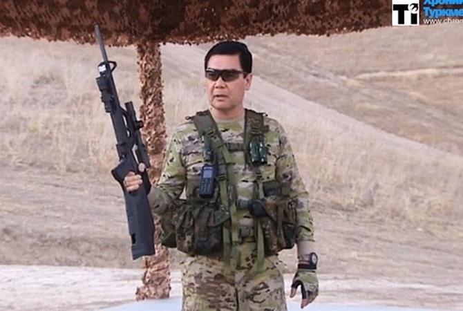 Новые похождения президента Туркмении