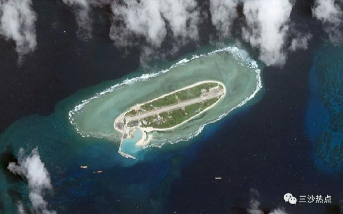 Остров Тайпиндао - форпост Тайваня в архипелаге Спратли