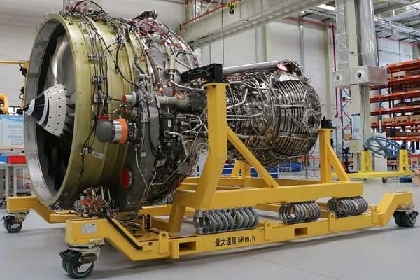 Собран первый образец китайского двигателя CJ-1000AX для самолета С919