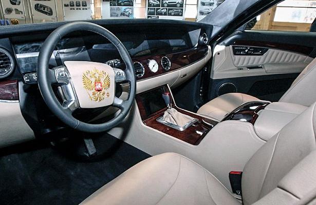 """Автомобили проекта """"Кортеж"""" появятся в свободной продаже с 2019 года"""
