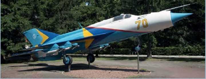 Модернизация истребителей МиГ-29 на ГП «Львовский государственный авиационно-ремонтный завод»