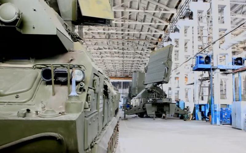 Украина поставляет РЛС 36Д6М1-1 и 36Д6М1-2 в США