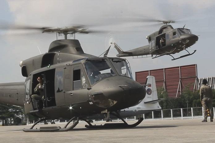 ВВС Филиппин приобретают 16 вертолетов Bell 412EPI