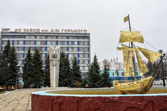 """Холдинг """"Ак Барс"""" создает судостроительную корпорацию"""