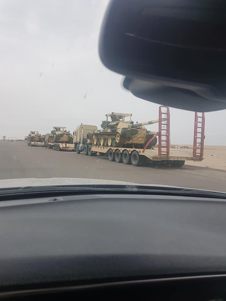 В Ирак доставлены первые танки Т-90С