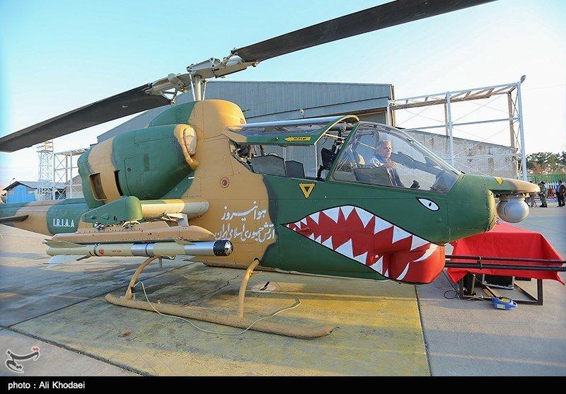 Иранская авиационная ракета Shafagh
