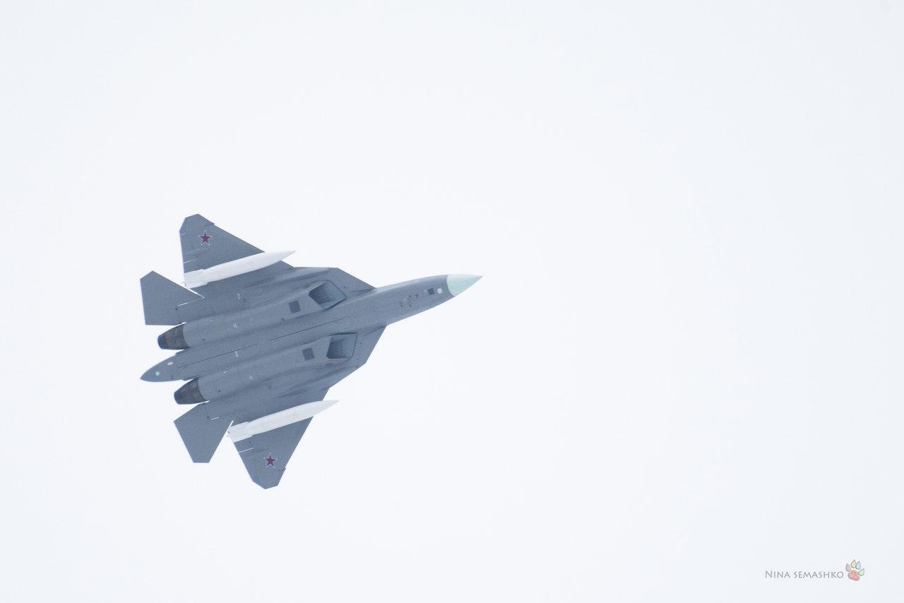 Последний опытный образец ПАК ФА совершил перелет из Комсомольска-на-Амуре в e8fe4b23166afbe968d30a4ddc35ca50