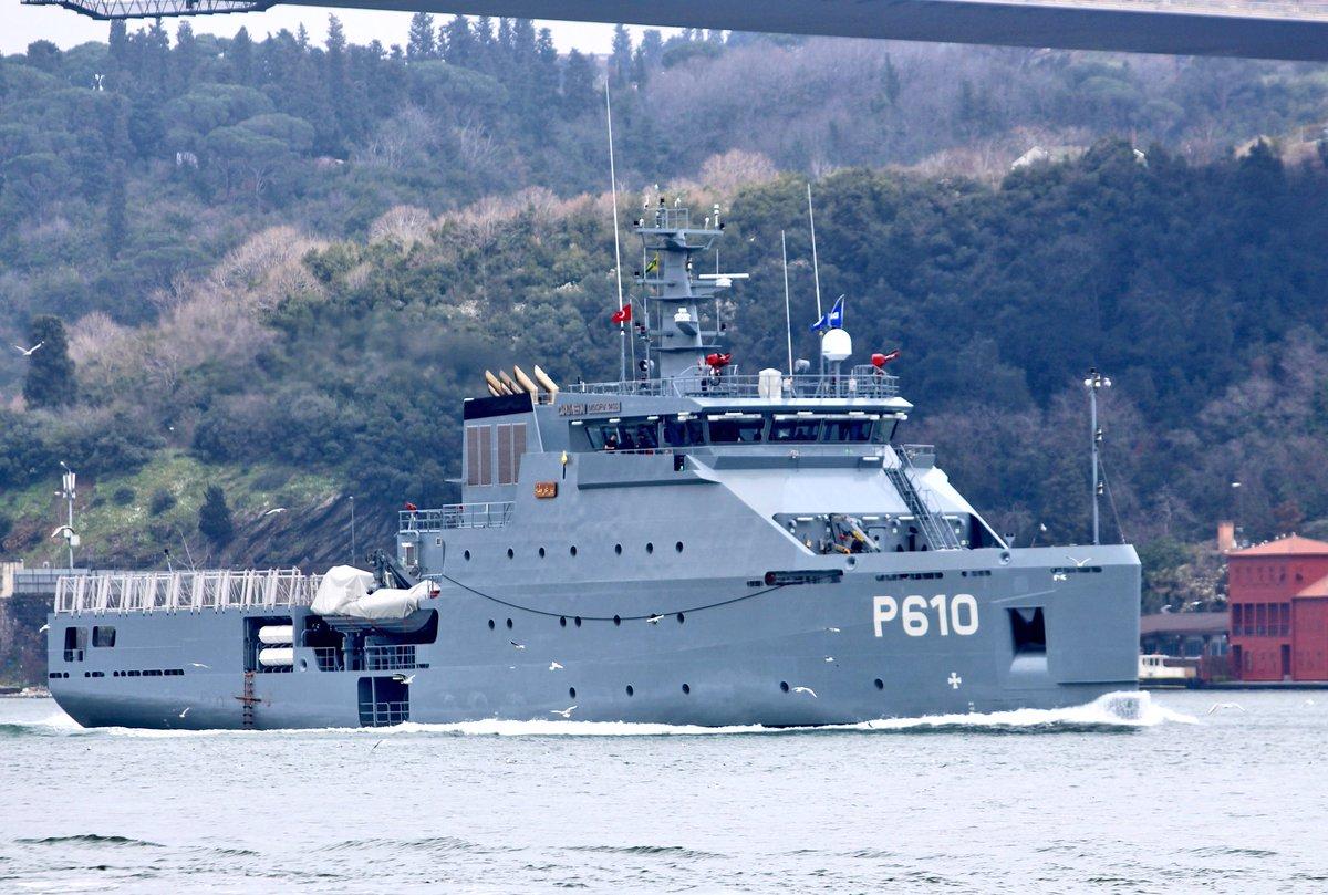 Новые тунисские патрульные корабли