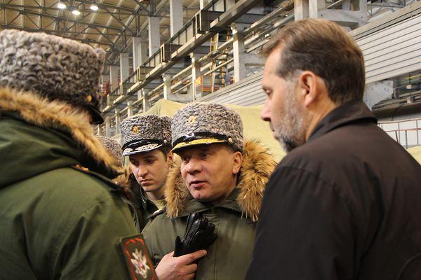Заместитель Министра обороны России Юрий Борисов о новых системах вооружения de819e3eba5b032a36212c072170dd4b_XL